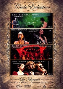 Banda Enorsai + La Internacional + Dj KBsounds!