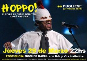 HOPPO! por primera vez en Rosario!!!