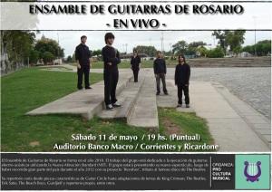 Auditorio Banco Macro 11 may 13