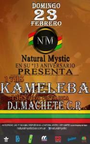 Natural Mystic 23 feb 14