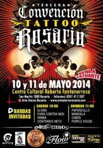 Roberto Fontanarrosa 10 y 11 may 14