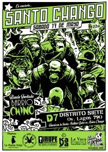 Distrito 7 10 may 14