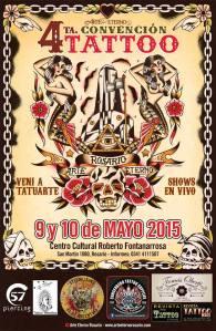 Roberto Fontanarrosa 8 y 9 may 15