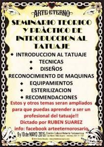 Roberto Fontanarrosa 8 may 15 (Introducción al tatuaje)