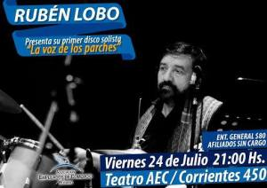 Teatro Empleados de Comercio 24 jul 15