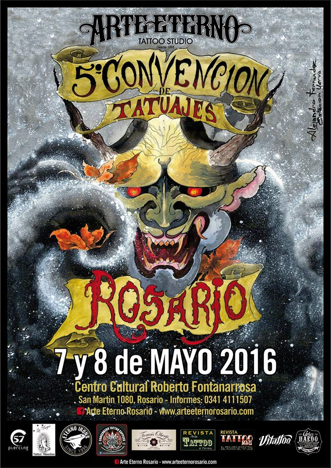 Fontanarrosa 07 y 8 may 16